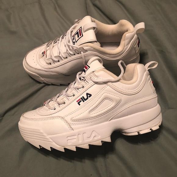 Fila Disruptor Sneakers Size 7